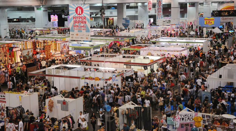 M4B Help Drive Ticket Sales for Hyper Japan Festival
