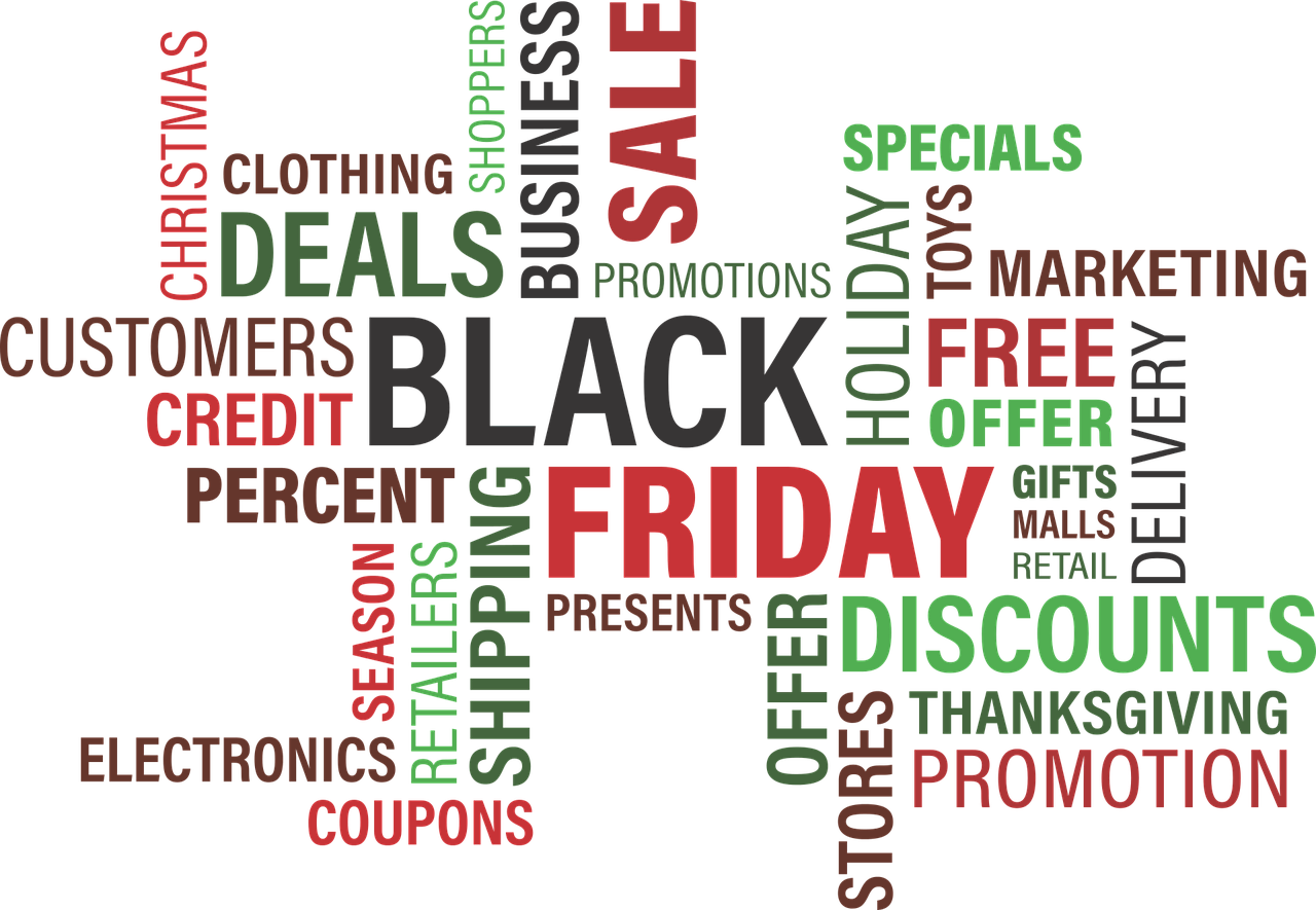 Beat The Black Friday Crowds: M4B's Black Friday Marketing Tips