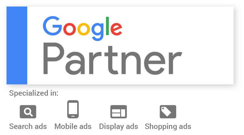 Google Partner M4B Receive Google Display Specialisation